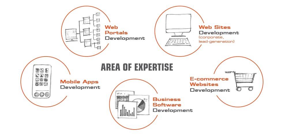 custom applications development expertise oakville