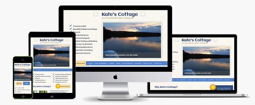responsive web design Oakville
