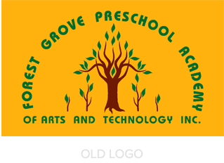 logo design oakville fg old